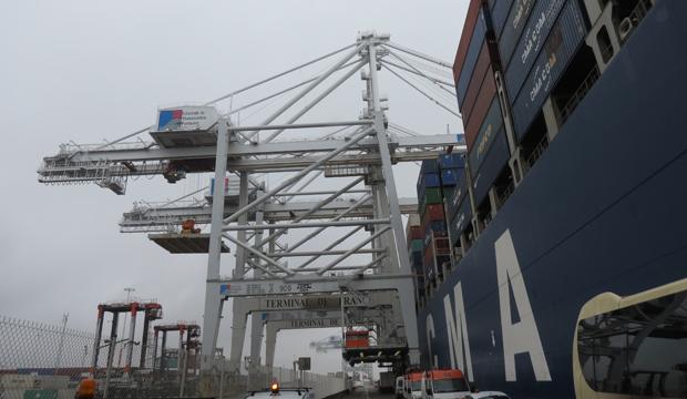 Croisières, éolien, sucre… Les atouts du port du Havre présentés à la Région