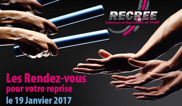 Rencontres Normandes de la Transmission d'entreprises