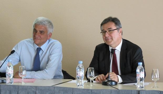 « Si les PME et les ETI sont cruciales pour l'emploi, il est indispensable pour la France qu'elles aillent chercher de la croissance à l'export ! » Olivier Klein, DG de la Bred