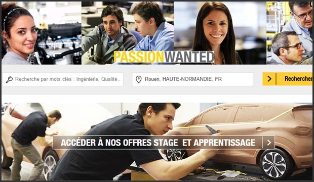 Recrutement – Un job dating chez Renault Cléon (76)