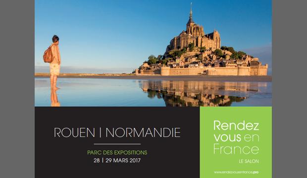Rendez-vous en France 2017 en Normandie