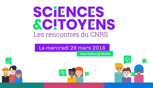 Les Rencontres du CNRS «Sciences et citoyens» à Caen