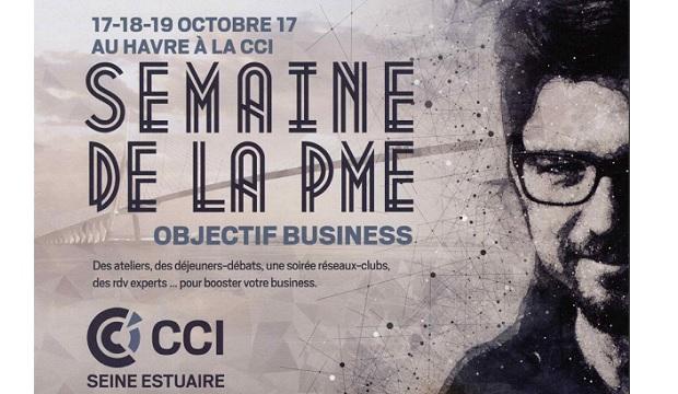 Semaine de la PME : du 17 au 19 octobre