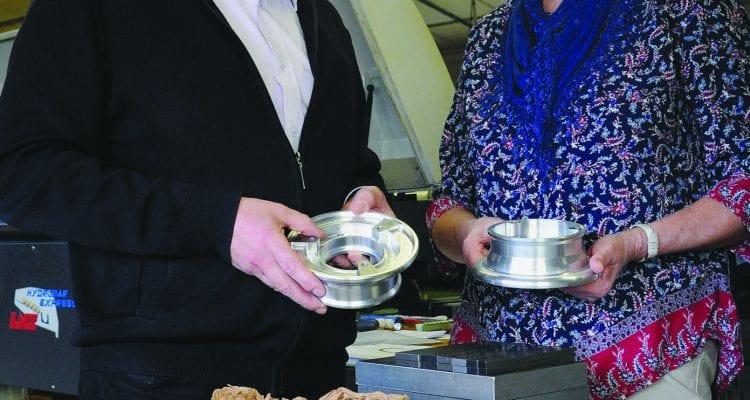 Ferrières-Saint-Hilaire : Un mariage heureux