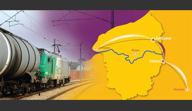 Modernisation de la ligne Serqueux-Gisors : début des travaux