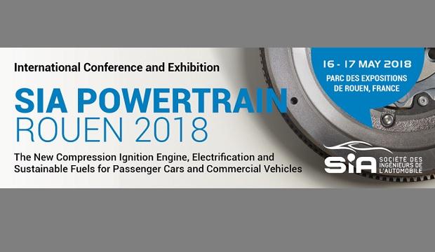 SIA Powertrain – Rouen 2018