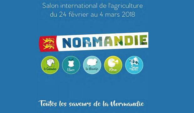 La Normandie au salon de l'agriculture