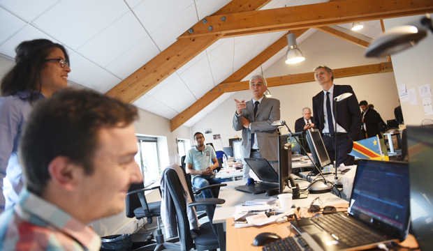 475 000 euros : la Région Normandie soutient la société SOGET du Havre (76)