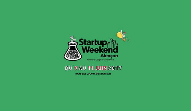 Alençon : créer sa startup en 54 heures !