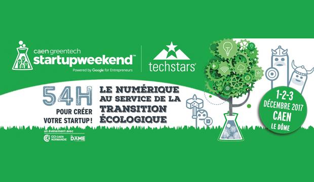 Techstars Startupweekend Caen : 54h pour expérimenter, collaborer, innover, créer