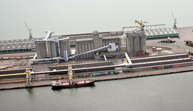 Sucre Océane et Haropa-Port du Havre inaugurent un nouveau silo à sucre