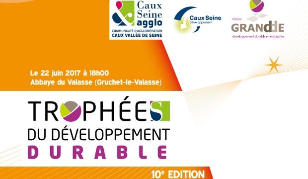 10e édition des Trophées du Développement Durable®