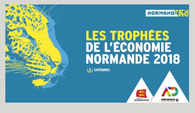 Les Trophées de l'économie normande 2018