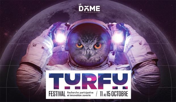 Turfu festival : innovation ouverte et recherche participative