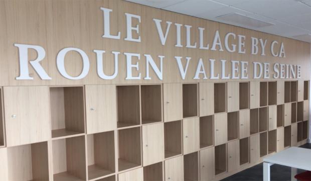 5 nouvelles startups le Village by CA Rouen Vallée de Seine