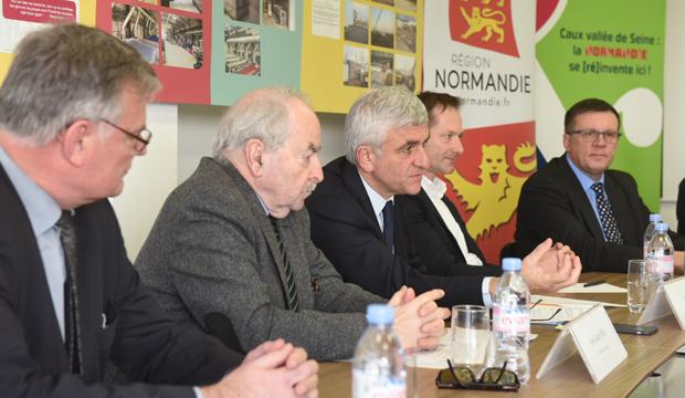Port-Jérôme: une ZES d'expérimentation