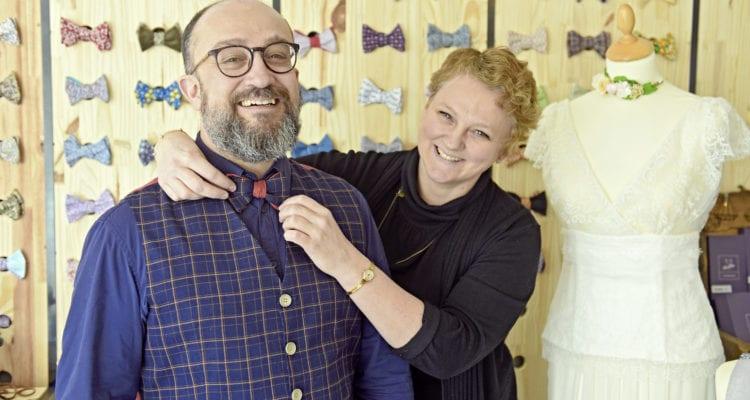 Bohème et nœud pap' : une boutique de mariage atypique