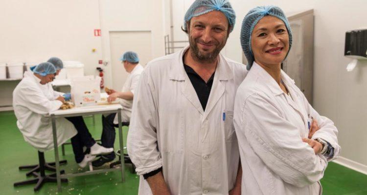Les sauces N'oye : un pont entre l'Asie et la Normandie