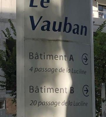 Immeuble Vauban