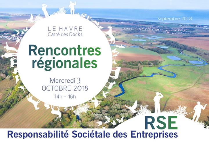 Responsabilité Sociétale des Entreprises : congrès régional au Havre