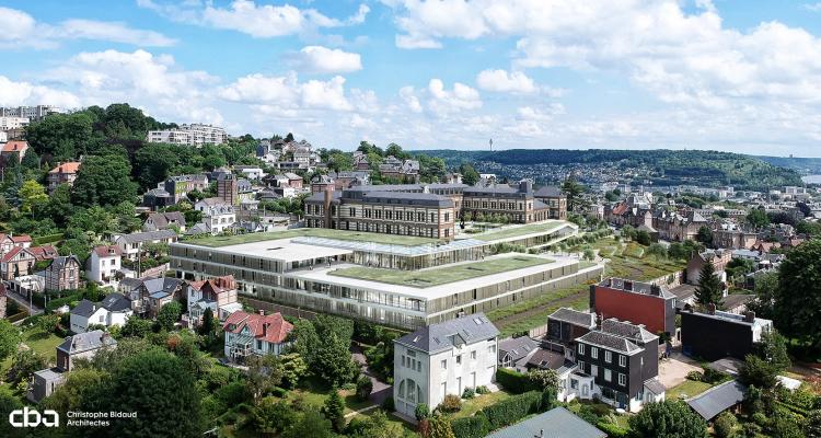 Hôtel-Matmut-Rouen