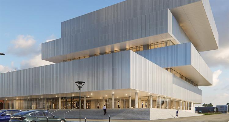 Au cœur des bassins et du campus le Havre Normandie, la Cité Numérique est l'outil de la dynamique French Tech qui a pour objectif de fédérer et dynamiser les acteurs de l'écosystème numérique havrais dans une logique d'open innovation.