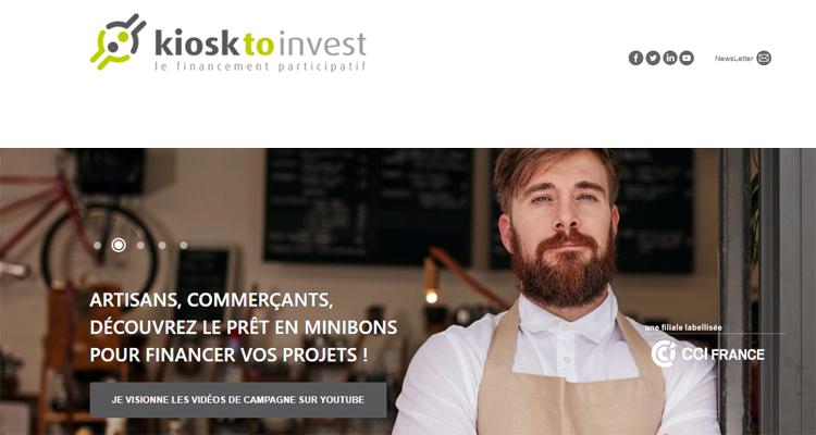 Elle a dit Oui ! boutique du centre-ville de Caen vient de boucler un financement participatif de 35 000 euros sur Kiosk to invest.