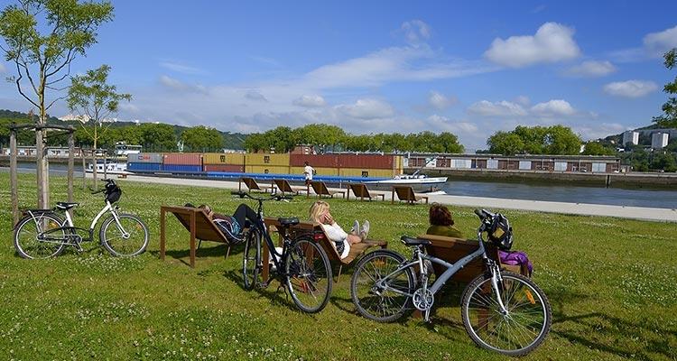 Trophées du Cadre de vie pour la Grande promenade fluviale de 3 km