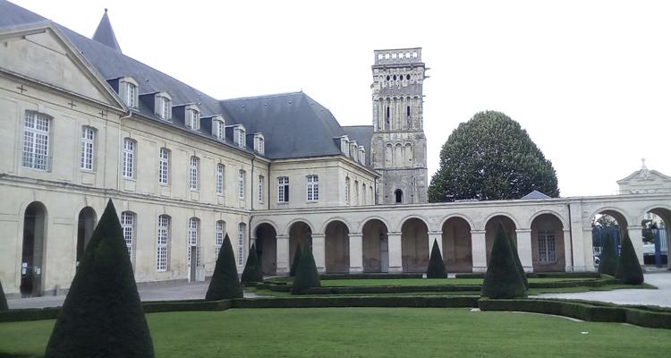 Conseil régional de Normandie à Caen - Abbaye aux Dames