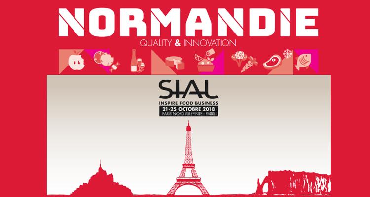 37 entreprises normandes seront au rendez-vous de cette 52ème édition du SIAL