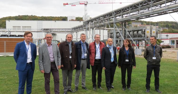 la Métropole Rouen Normandie mobilise à ses côtés les acteurs économiques du territoire pour accélérer la transition écologique.