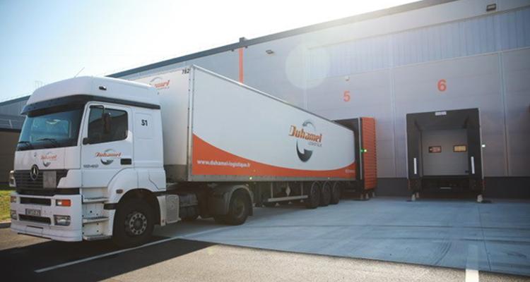 Léry (27) - Un nouvel entrepôt pour Duhamel Logistique