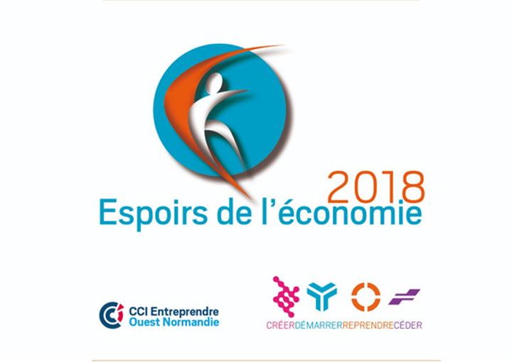 Trophée Espoirs de l'Economie 2018