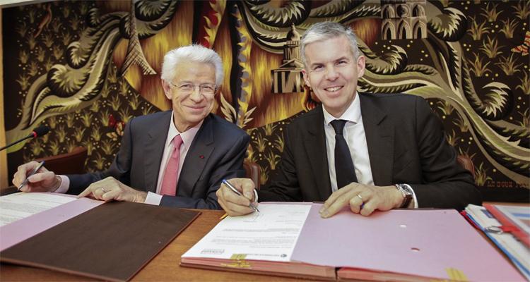 JO 2024 : la CCI Normandie dans la course avec CCI Business
