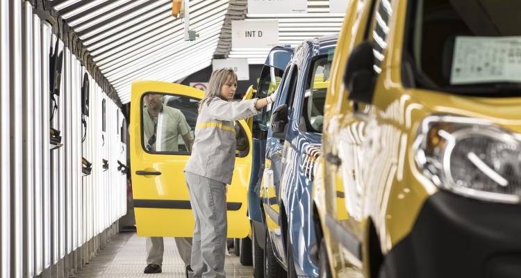 Renault-Nissan-Mitsubishi accentue sa production de véhicules utilitaires en France