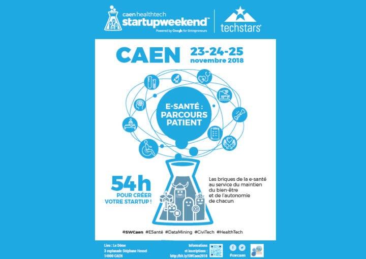 ème édition du Startup Weekend à Caen