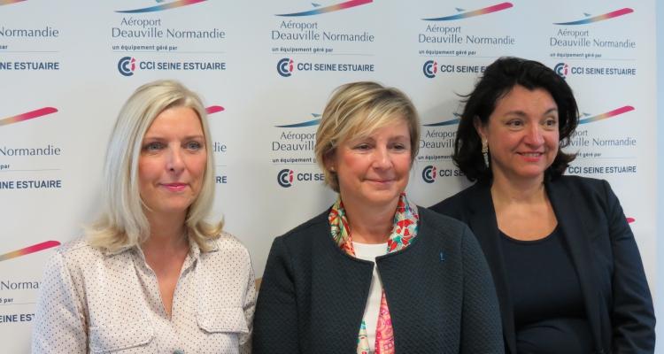 Deux nouvelles lignes au départ de Deauville en 2019