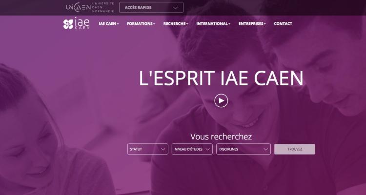 IAE-Caen