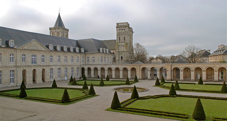 Région-Normandie-Abbaye