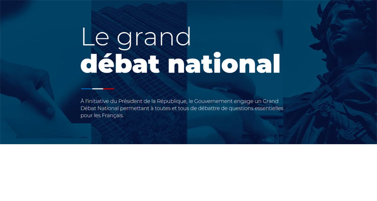 La CCI Caen Normandie apporte sa contribution au Grand Débat National