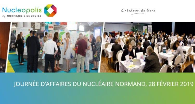Journée d'Affaires du Nucléaire Normand