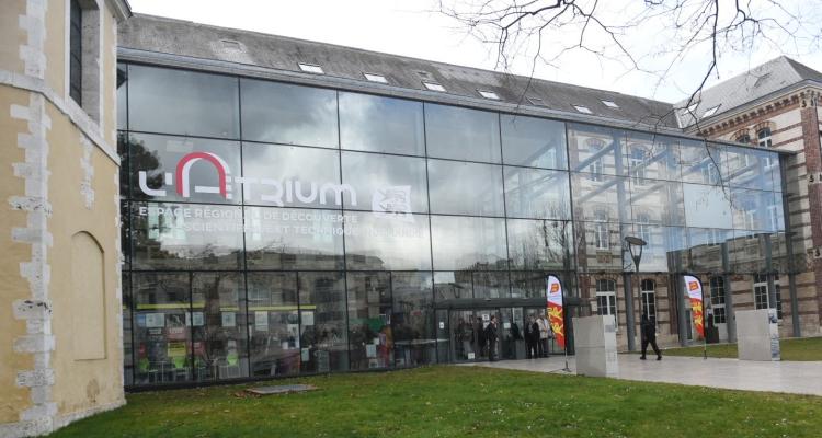 Le Pôle Régional des Savoirs de Rouen devient l'Atrium
