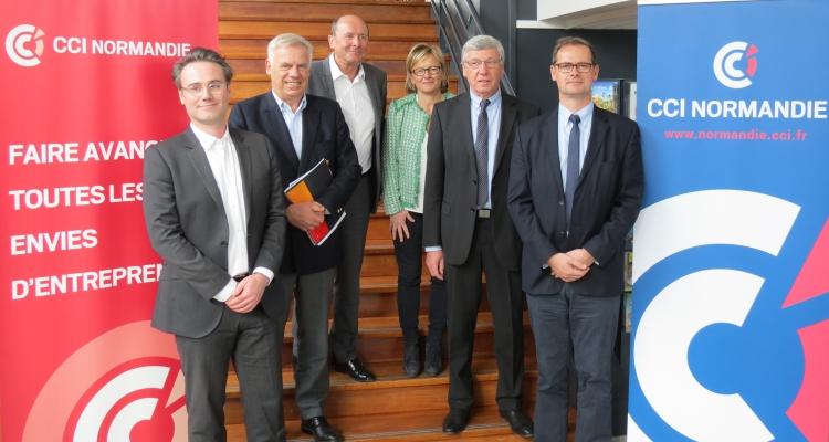Les CCI de Normandie contraintes de se réinventer