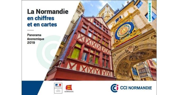 Panorama de l'économie normande : la Normandie en chiffres et en cartes