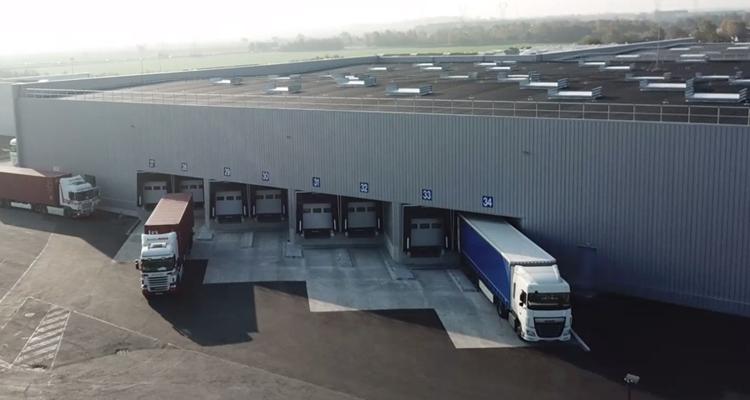 Transport et Logistique : Legoupil Industrie construit 6000m² de bâtiment ICPE pour le Groupe Châtel