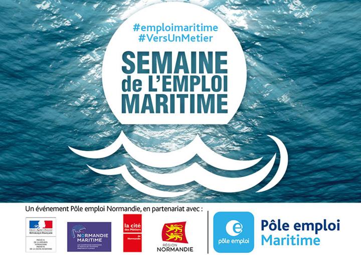 Formation Dating sur les métiers du maritime et de la logistique