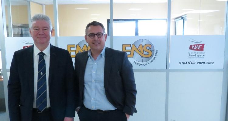 Spécialiste des « face avant », l'entreprise EMS intègre NAE