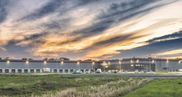 HAROPA – Port de Rouen sélectionne P3 Logistic Parks