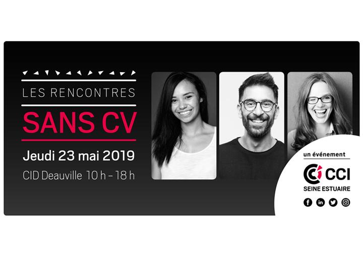 Originales et innovantes : les rencontres sans CV !