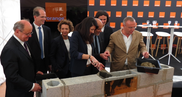 Un nouveau Data Center pour Orange en Normandie (Rediffusion)